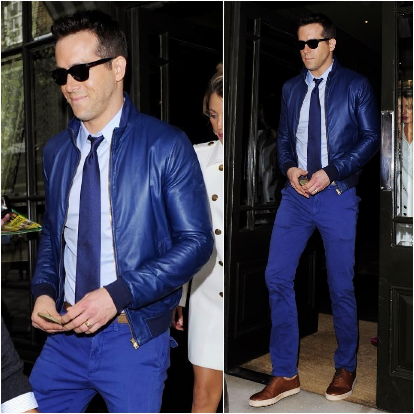 Shop His Style Ryan Reynolds The Manifesto